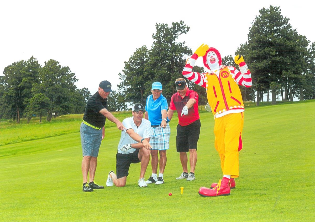 Ronald McDonald Charity Golf Tournament: Moody Insurance