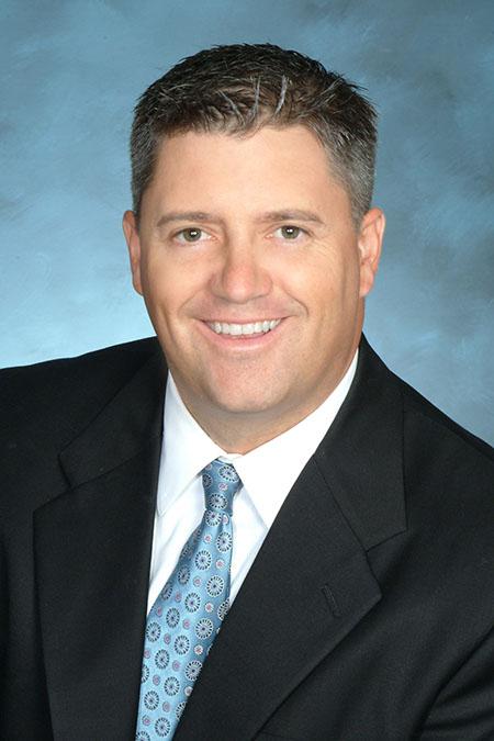 Brad Moody, Moody Insurance President